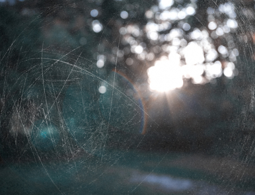 Prevent Scratches on Your Windows