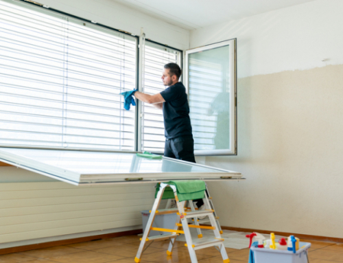 Answering Your Questions About Window Cleaning